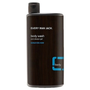 Every Man Jack Signature Mint Body Wash and Shower Gel 500ml
