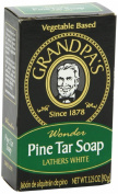 Grandpa's Soap Pine Tar Bar Soap - 100ml, 6 pack