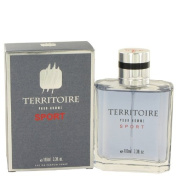 Territoire Sport by YZY Perfume Men's Eau De Parfum Spray 100ml - 100% Authentic
