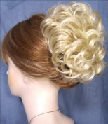 HAYLEY Clip On Hairpiece by Mona Lisa - 613 Bleach Blonde
