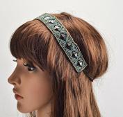Boho Headbands for Women with Rhinestone
