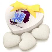 Konjac Sponge (3 Pack) - Natural Baby Bath Sponges for Babies and Sensitive Skin - Non-toxic & Safe