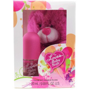Love's Baby Soft Gift Set with Teddy Bear & Perfume for Women
