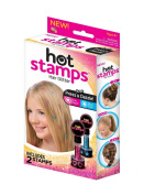 As Seen On TV Hot Stamps Hair Glitter