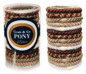 L. Erickson Grab & Go Pony Tube - Sand Pack