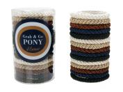 L. Erickson Grab & Go Pony Tube - Neutral