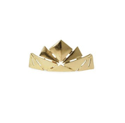 Kitsch Crown Bun Pin, Gold, 5ml