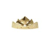 Kitsch Crown Bun Pin, Gold, 5ml