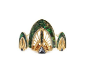 Kitsch Deco Bun Pin, Gold, 5ml