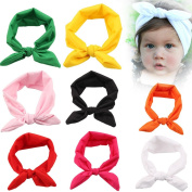 Roewell® Baby Elastic Hair Hoops Headbands and Girl's Fashion Headbands