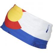 Buff Adult UV Half Headwear One Size Colorado