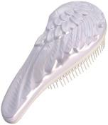 Pearl White Detangling Hair Brush