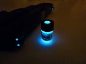 GLOW-ON BLUE colour, Super Phosphorescent Gun Sights Paint Small 2.3 ml vial