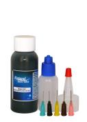 Skin-Inks - 60ml Jagua Gel and Applicator Bottle Plus Free Stencil transfers