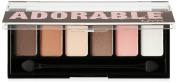 NYX Cosmetics The Adorable Shadow Palette, 5ml