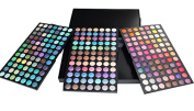BLUETTEK Professional 252 Colours Ultimate Eyeshadow Eye Shadow Palette Cosmetic Makeup Kit Set Make Up Professional Box