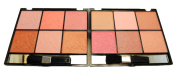 12 Classic Colour Elegant Blush Set