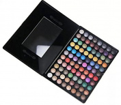 Amazing2015 Professional 88 Metal Shimmer Colour Eyeshadow Palette 03#