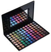 Amazing2015 Professional 88 Metal Shimmer Colour Eyeshadow Palette 01#