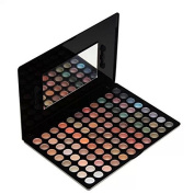 Amazing2015 Professional 88 Metal Shimmer Colour Eyeshadow Palette 07#