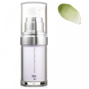 e.l.f. Studio Mineral Infused Face Primer, Tone Adjusting Green, 15ml
