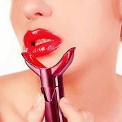 FUNOC Pouty Lip Pump Plumper Enhancer Naturally Fuller Bigger Poutier Thick Lip Pumper
