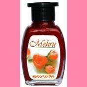 Mehru Lip Dye, Natural Herbal Lip Stain - Candy