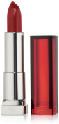 Maybelline New York ColorSensational Lipcolor, Red Revival 645, 5ml