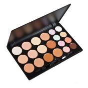 Easy lifestyles Professional Concealer Camouflage Foundation Makeup Palette Contour Face Contouring Kit