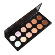 Easy lifestyles Professional Concealer Camouflage Foundation Makeup Palette Contour Face Contouring Kit