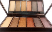 New 2015 12 Colours Eyeshadow Travel Double Palette Shimmer Neutral Nude Naked#2