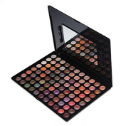 Amazing2015 Professional 88 colour Eyeshadow palette Matte and Shimmer Palette Cosmetic 05#