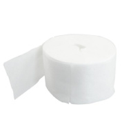 FOREVER YUNG 200 Pcs White Makeup Remover Extraction Facial Cotton Pads Roll