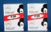 4 bars Kojie San Kojic Acid Soap Soap 65 grammes per bar