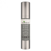 LIME infused 2.5% ORGANIC RETINOL moisturiser + Hyaluronic Acid + Vitamin E + b5 + Organic Green Tea, Aloe & Jojoba Oil + Lime Essential Oil, Our New Advanced Formula Deeply Penetrates Skin to Erase Fine Lines & Wrinkles, Softens & Heals, Top Acne Trea ..