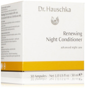 DR. HAUSCHKA Renewing Night Conditioner, 30 Count
