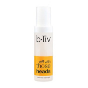 b.liv Off With Those Heads Blackheads Sebum Gel 1.5oz, 45ml