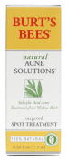 Burt's Bees Natural Acne Solutions Targeted Spot Treatment -- 10ml