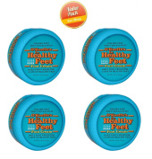 O'Keeffe Healthy Feet Cream 90ml Jar, 4 Pack