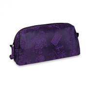 Cosmetic Bag (Large) - Silk Jacquard