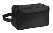 Toiletry Cosmetics Travel Bag, Black by BAGS FOR LESSTM