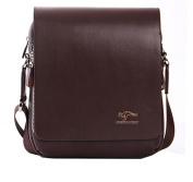 Men's Genuine Leather/PU Authentic kangaroo kingdom Shoulder Bag Messenger Bags
