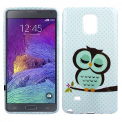 Suppion®Brand New Cute Special Soft TPU Case Cover for Samsung Galaxy Note4