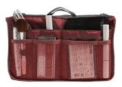 World Pride Nylon Handbag Insert Comestic Gadget Purse Organiser