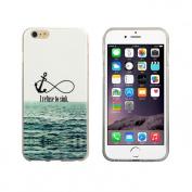 Sannysis(TM)New Sea Anchors Case Soft TPU Cover Case For iPhone 6 Plus 14cm