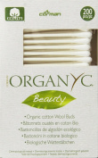 Organyc Beauty Organic Cotton Swabs - 200 Swabs
