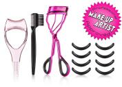 Eyelash Curler + Kit
