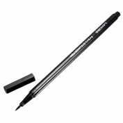 Black Waterproof Liquid Eyeliner Eye Liner Pencil Pen Extra Fine Thin Design
