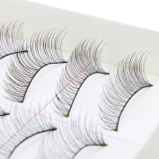 AGPtEK® Handmade Natural Fashion Long False Eyelashes For Makeup