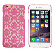 ABC(TM) Fashion Cute Carved Damask Vintage Pattern Matte Hard Case Cover For iPhone 6 Plus 5.5